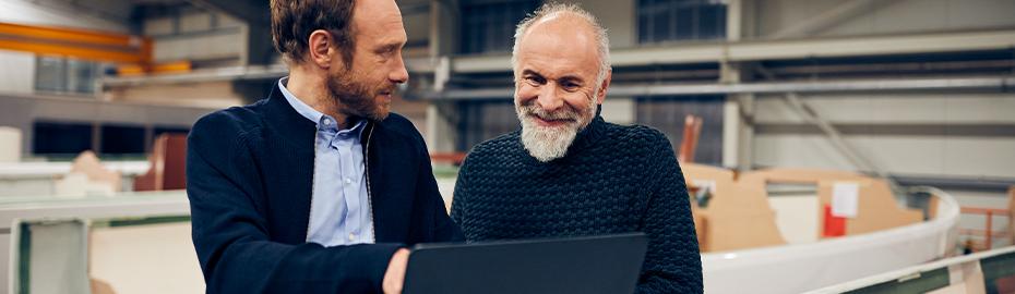 Online-Banking Firmenkunden